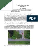 NTSB Preliminary Report of Kalamazoo Biking Tragedy