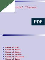 İngilizce Zarf Cümlecikleri Konu Anlatımı Örnek Cümleler Slayt