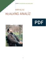 Ders 2 - Metin & Çeviri - Hüseyin Demirtaş Ile Reading Analiz