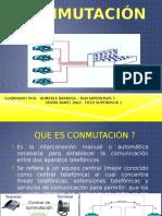 conmutacion
