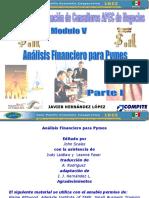 Análisis Financiero Para PYMES Parte I