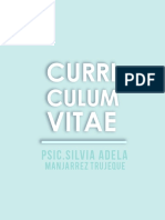 CV Psic. Silvia Manjarrez 1