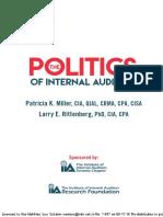 5060.Dl_Politics of Internal Auditing