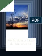 Diseño de Una Línea de Transmisión INFORME FINAL