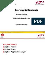 ZigBee Overview & Concept