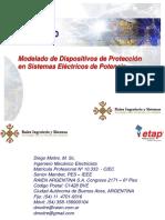 Modelado de Dispositivos de Proteccion_ETAP 12