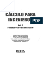 CALCULO PARA INGENIEROS  Vo. 1 FUNCIONES DE UNA VARIABLE.pdf
