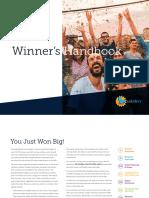 Winners Handbook 2016