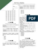 Simulado 22 (Mat. 5º Ano) - Blog Do Prof. Warles