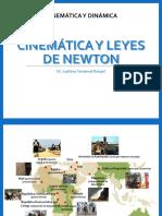 CyD Etapa 1. Cinemática y Leyes de Newton