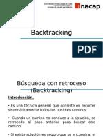 4 Backtracking