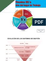 Programa 5s -Fii - JCP 2016