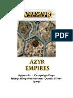 Age of Sigmar Azyr Empires