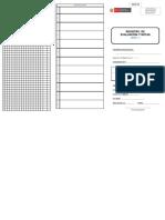 Registro de Evaluacion Para Tecnologicos