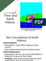 102 Earth History 1