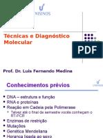 introdução biologia molecular
