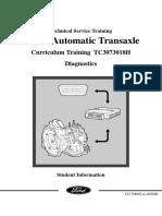 1. TC307 3 018 H 4F27E Automatic Transaxle Diagnostic Cg7860sen 65