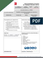 SGI-PR-SSM-XXX Procedimiento Estandar de Trabajo Seguro (PETS)_ Transporte e Instalacion de Bomba de Concreto