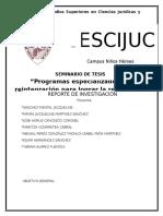 Tesis readaptación Social (reclusorios)