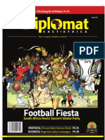 Diplomat East Africa Vol 3