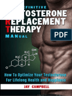 The Definitive Testosterone Replacement Therapy Manual