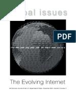the evolving internet