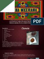 Recetario Cocina Mexicana