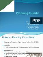 Planning in India 1 Unit 1