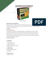 Manual de Macros Excel
