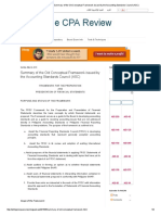 Philippine CPA Review_ Summary of the Old Conceptual Framework Issued by the Accounting Standards Council (ASC)