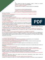 Cuestionario Examen Final de Costos II