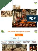 Hh8 Powerpoint e2 Reforma Contrarreforma