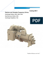 Starters and Variable Frequency Drives
