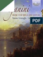 CD Viola Chitarra Gramaglia Attademo Cover