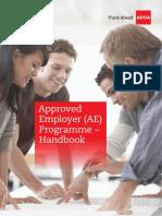 Approved Employer Programme Handbook