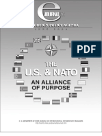 the US and NATO, an alliance of purpose