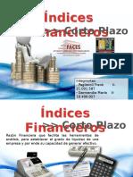Indices Financieros (1)