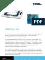 DC Motor Lab