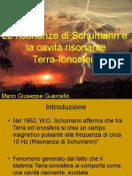 Risonanze Di Schumann