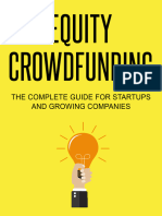Equity Crowdfunding - The Complete Guide for Startups and Growing Companies