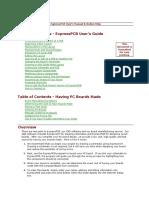 ExpressPCB 7 1 Manual