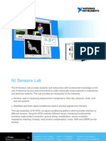 Sensors Lab
