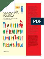 Estudio Regional Ciudadania Politica PNUD 2014