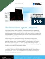 Communication System Design Lab