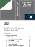 IPD Regulations Chartered Member 2016