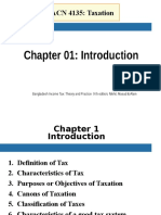 Bangladesh Income Tax Chapter 1 (Mohammad Zakaria, Nikhil Chandra)