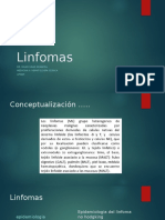 Medicina II - Linfomas