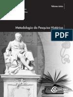 Metodologia Da Pesquisa Histórica