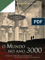 Pedro Jose Supico de Morais O Mundo No Ano 3000