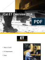 Customer Cat ET overview 2014.pptx